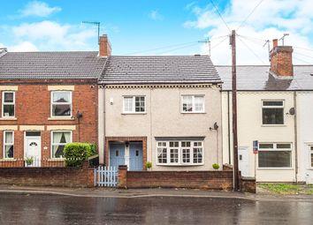 Thumbnail 3 bed terraced house for sale in Nottingham Road, Giltbrook, Nottingham