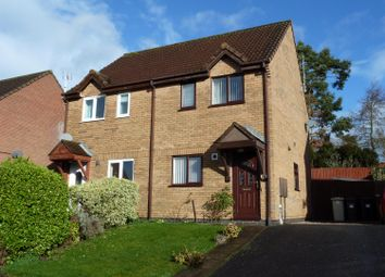 Thumbnail 2 bed semi-detached house for sale in Foxglove Close, Spilsby