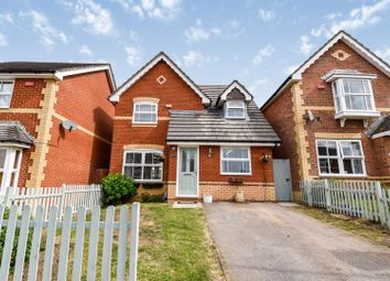 Thumbnail 4 bed detached house for sale in Bluebell Way, Thatcham