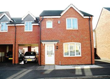 Thumbnail 4 bedroom link-detached house for sale in Godwin Way, Trent Vale, Stoke-On-Trent