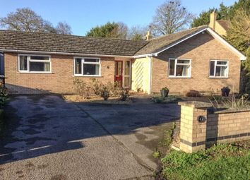 Thumbnail 3 bed detached bungalow for sale in The Slade, Witcham, Ely