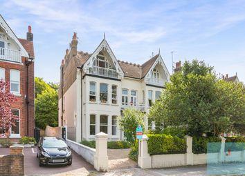 Thumbnail 2 bed flat for sale in Preston Park Avenue, Brighton