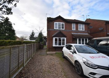 Thumbnail 2 bed semi-detached house for sale in Nash Close, Heckington, Sleaford