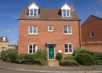 Thumbnail 4 bed detached house to rent in Fishers Bank, Littleport, Ely