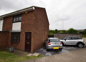 Thumbnail 2 bed end terrace house for sale in Tomkins Close, Stanford-Le-Hope, Essex