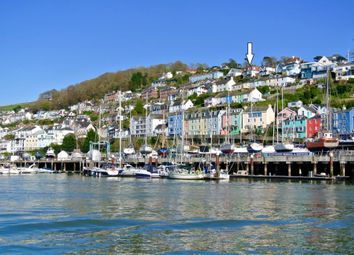 Thumbnail 1 bed flat for sale in 2 Kingsmount Court, Kingswear, Devon