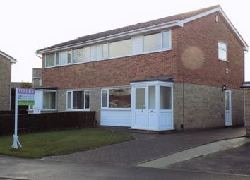 Thumbnail 3 bed semi-detached house to rent in Debruse Avenue, Yarm