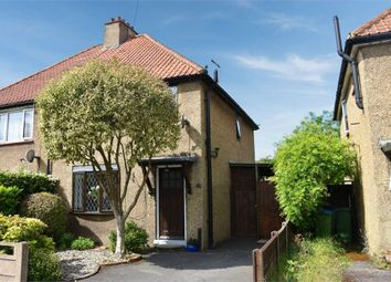 Thumbnail 3 bed semi-detached house for sale in Northfield Road, Cobham, Surrey
