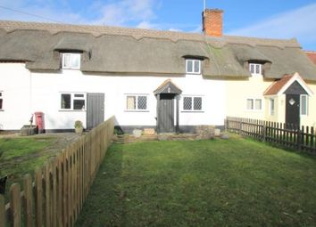 Thumbnail 2 bed cottage for sale in Lower Road, Glemsford, Sudbury