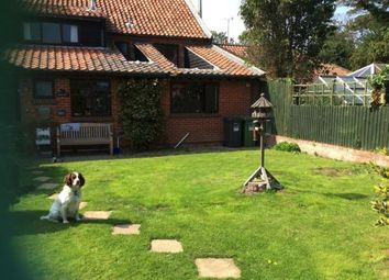 Thumbnail 4 bedroom terraced house for sale in Church Road, Bacton, Norwich