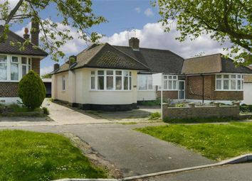Thumbnail 3 bed semi-detached bungalow for sale in Ewell Court Avenue, Ewell Court, Surrey