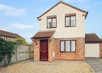 Thumbnail 3 bed detached house for sale in Dorset Drive, Westbury