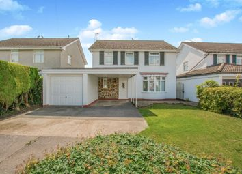 Thumbnail 4 bed detached house for sale in Highlight Lane, Barry
