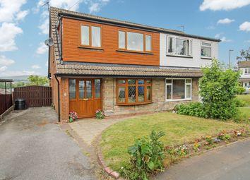 Thumbnail 3 bed semi-detached house for sale in Bridge Bank Road, Smithybridge, Littleborough