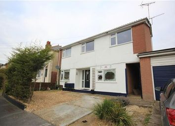 Thumbnail 1 bedroom flat to rent in Flat 3, Fortescue Road, Poole
