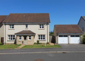 Thumbnail 4 bed detached house for sale in Milne Drive, Redding, Falkirk