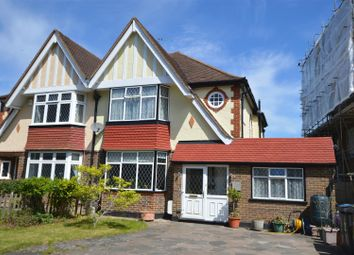 Thumbnail 6 bedroom semi-detached house for sale in Highdown, Old Malden, Worcester Park