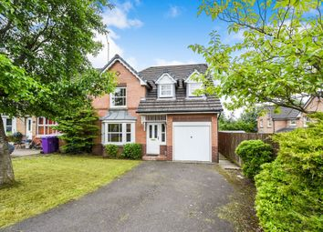 Thumbnail 4 bed detached house for sale in Briarcroft Drive, Robroyston, Glasgow