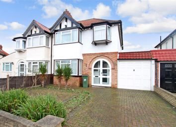 Thumbnail 3 bed semi-detached house for sale in Fir Road, Sutton, Surrey