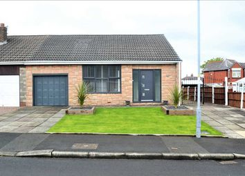 Thumbnail 3 bed bungalow to rent in Lingfield Close, Farnworth, Bolton