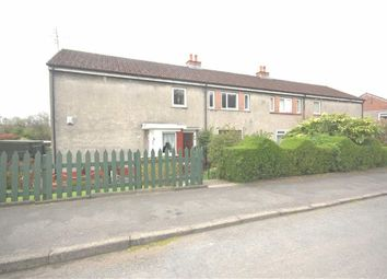 Thumbnail 3 bed flat for sale in Roman Crescent, Old Kilpatrick, Glasgow
