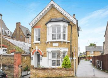 Thumbnail 2 bed flat for sale in Halstow Road, London