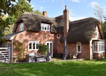 Thumbnail 4 bed detached house for sale in Salisbury Road, Blashford, Ringwood