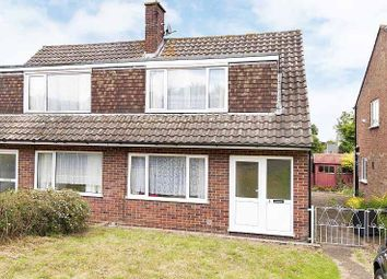 Thumbnail 4 bedroom semi-detached house to rent in Westgate Close, Canterbury, Kent