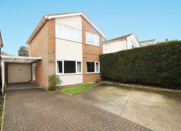 Thumbnail 3 bed detached house for sale in Lower New Road, West End, Southampton