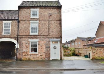 Thumbnail 2 bed end terrace house for sale in Main Street, Wheldrake, York