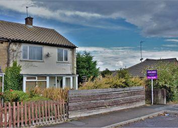 Thumbnail 3 bed semi-detached house for sale in Launceston Drive, Bradford