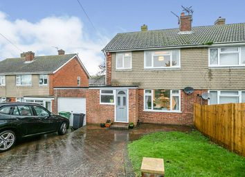 Thumbnail 3 bed semi-detached house for sale in Ghyllside Avenue, Hastings, East Sussex