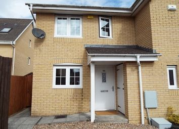 Thumbnail 2 bed property to rent in Ffordd Brynhyfryd, Old St Mellons, Cardiff