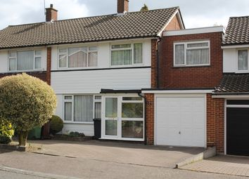 Thumbnail 4 bedroom semi-detached house for sale in Tiverton Road, Potters Bar