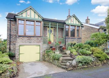 Thumbnail 4 bed detached house for sale in Redburn Avenue, Shipley