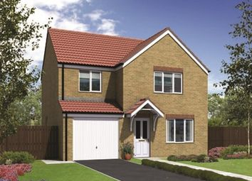 "Thumbnail 4 bed detached house for sale in ""The Roseberry"" at Haggerston Road, Blyth"