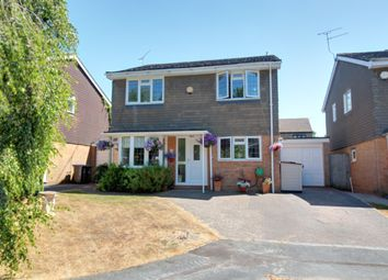 Thumbnail 5 bed detached house for sale in Coopers Close, Burgess Hill