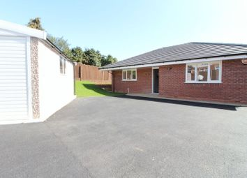 Thumbnail 3 bed detached bungalow for sale in Pooles Lane, Willenhall
