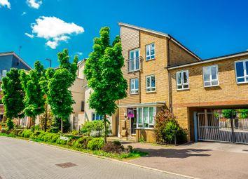 3 bed link-detached house for sale in Addington Avenue, Stratford Park, Wolverton, Milton Keynes MK12