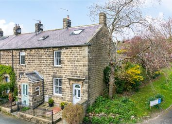 Thumbnail 3 bed property for sale in Cliff View Terrace, Glasshouses, Harrogate, North Yorkshire