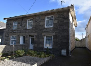 Thumbnail 3 bed semi-detached house for sale in Robartes Terrace, Illogan, Redruth