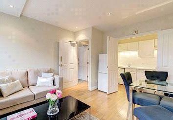 Thumbnail 1 bedroom flat to rent in Cedar House, Nottingham Place, Marylebone