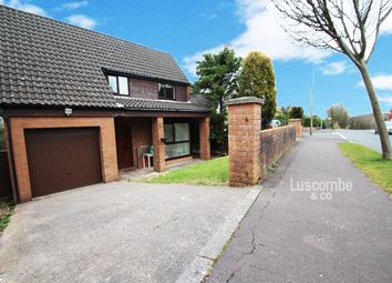 Thumbnail 4 bed detached house for sale in Cwm Cwddy Drive, Bassaleg, Newport