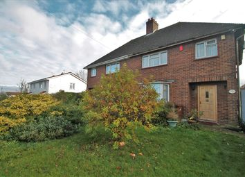 Thumbnail 3 bed semi-detached house for sale in Freeman Road, Gravesend