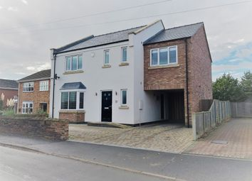 Thumbnail 5 bed detached house for sale in Newbigg, Westwoodside, Doncaster