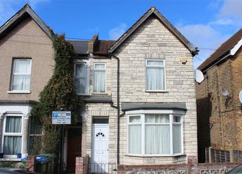 Thumbnail 3 bed semi-detached house for sale in Abbey Grove, Abbey Wood, London