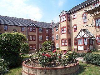 Thumbnail 1 bedroom flat to rent in Adrian Court, Alexandra Road, Lowestoft