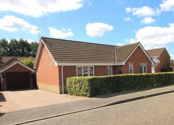 2 bed detached bungalow for sale in Foxglove Close, Fakenham NR21