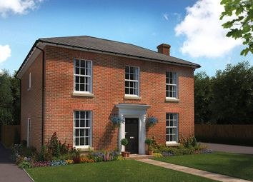 Thumbnail 4 bed detached house for sale in Plot 110 St George's Park, George Lane, Loddon, Norwich