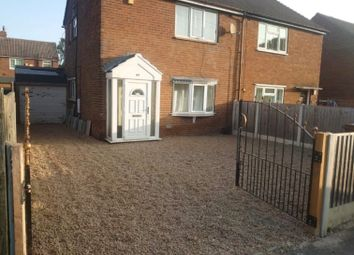 Thumbnail 2 bed semi-detached house for sale in Dodworth Drive, Wakefield